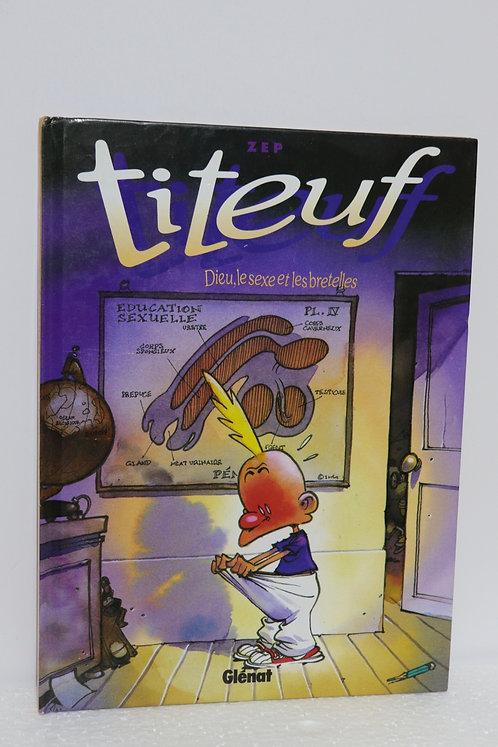 4 albums de Titeuf