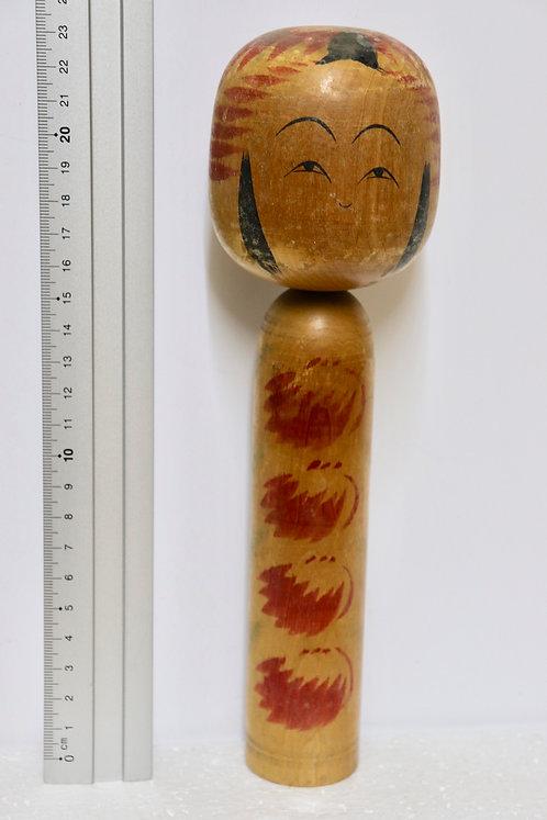 Kokeshi Japon XXème 24 cm 2