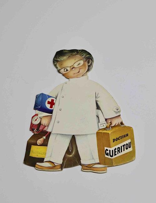 Livre de contes pour enfants de Juan Ferrandiz Docteur Guéritou