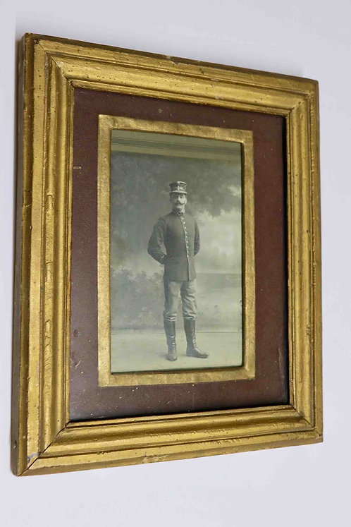 Photographie 14-18 militaire en uniforme