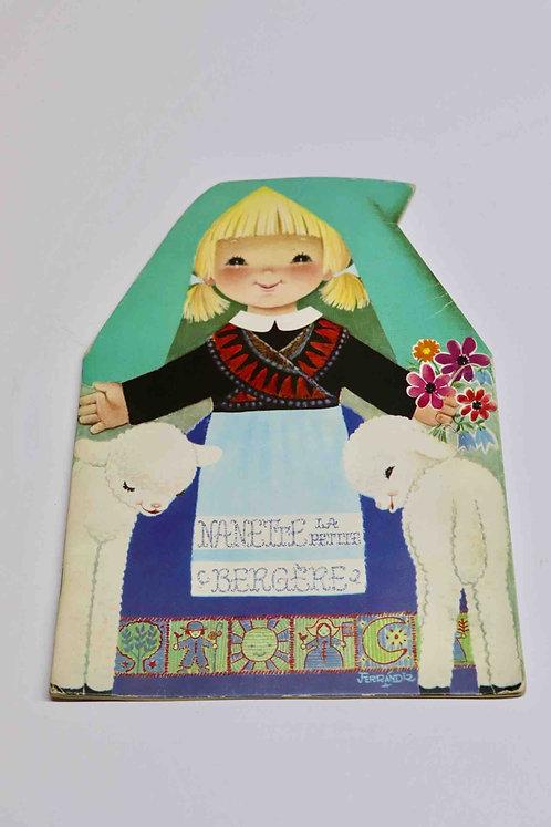 Livre de contes pour enfants de Juan Ferrandiz Nanette la petite bergère