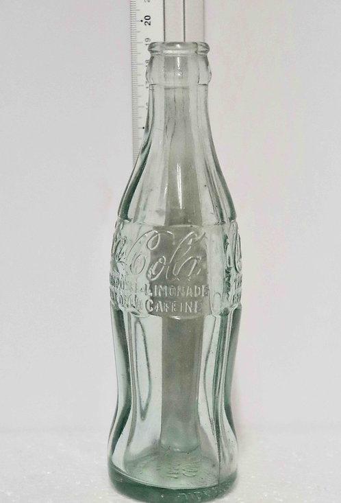 Ancienne bouteille de Coca-Cola 1957