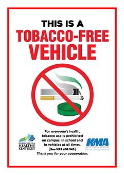 5x7 Tobacco Free CVehicle Signs.png