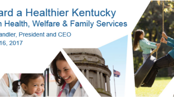 Foundation Presentation to Interim Joint Committee on Health, Welfare and Family Services