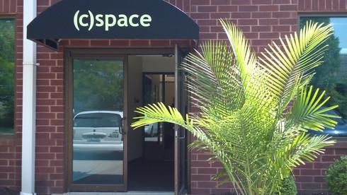 (c)space entrance