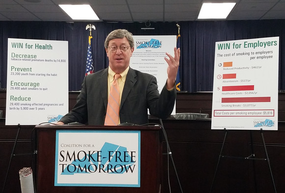 New Kentucky Coalition Launched to Improve Health, Reduce Costs of Smoking