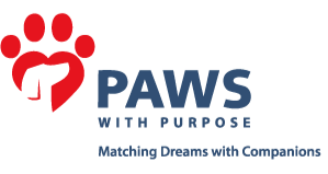 Paws with Purpose Logo