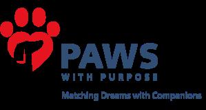 Paws with Purpose Logo
