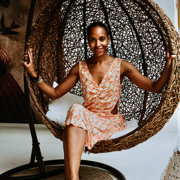 EP9:  Embracing Paths to Healing with Rashia Bell, The Cristalline