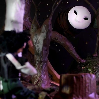 Jupiter and Lori (Collaborative with Jasper Jimenez)