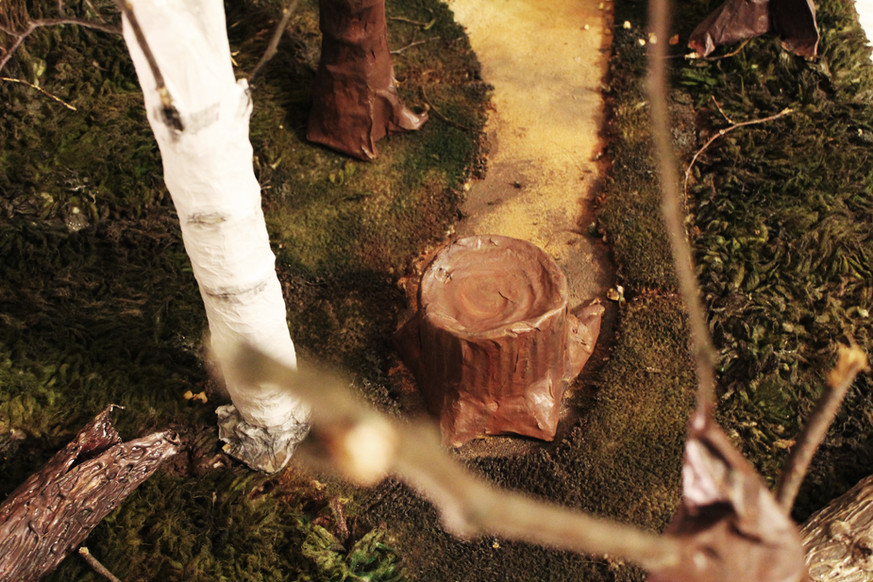 The stump! (jupiter and lori)