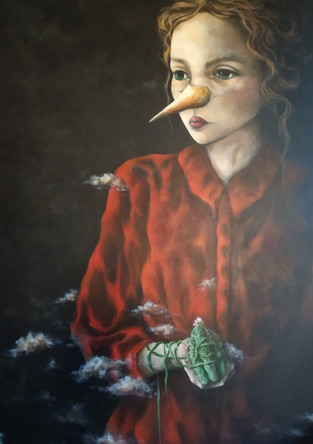 La femme Oiseau