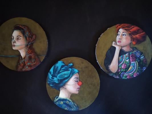 Série Petits portraits