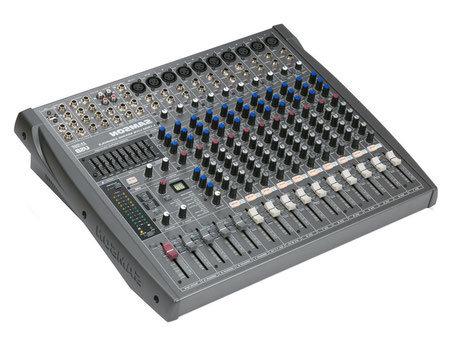 Samson L1200 analog Mischpult