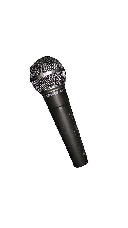 Shure SM58 dny. Gesangsmikrofon