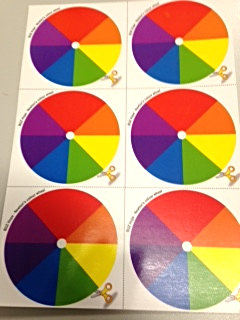 Newtons Colour Wheels (YNCWS)