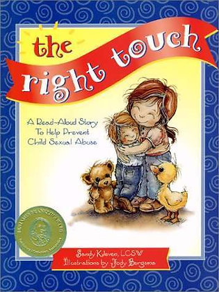 The Right Touch Please order from Amazon.com.au
