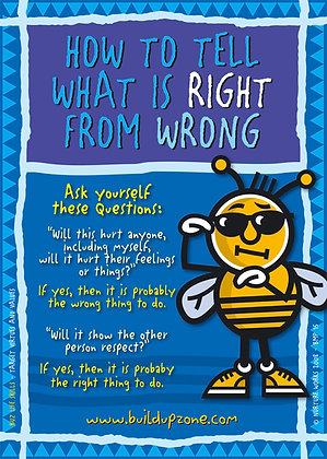 How to tell what is right from wrong (BMPL15)