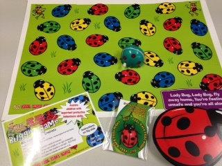 Ladybug Game sets (YBUGG)