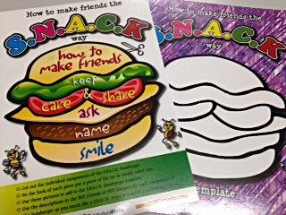 SNACK Hamburger Chart (YSNACK)