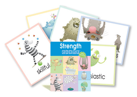 Strengths Cards (IN0100)