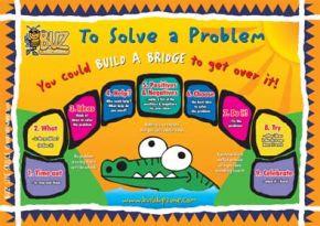 To Solve a Problem Bug BUZ Poster (BPL7)