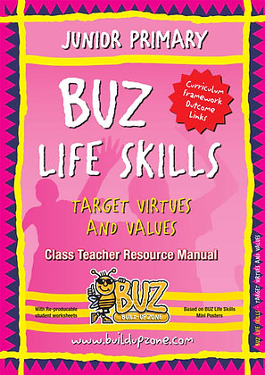 BUZ Life Skills Teachers Manual Jnr (BTRMJ)