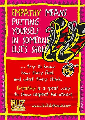 Empathy Means ... (BMPL16)