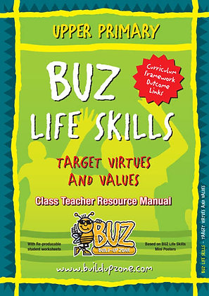 BUZ Life Skills Teachers Manual Upp (BTRMU)