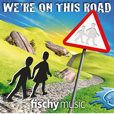 We're on This Road CD - Fischy Music (WOTR)