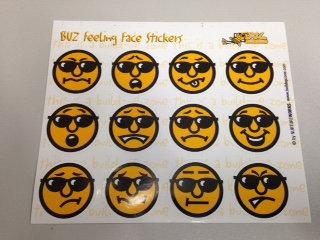 BUZ Feeling Face Stickers (YFFS)