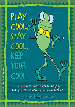 Play cool, Stay Cool, Keep Your Cool (BMPL13)