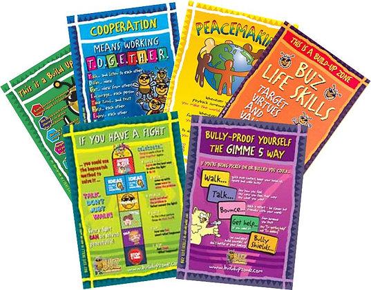 BUZ Mini Posters Full Set (BMPLS)