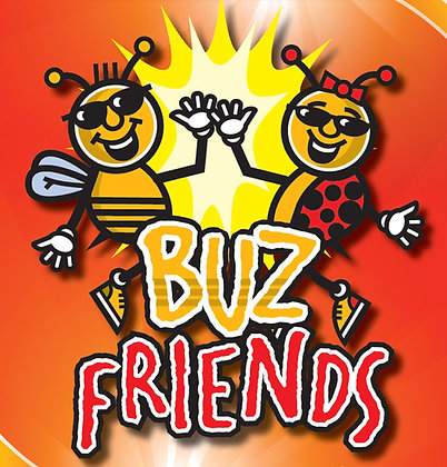 BUZ Friends Student Kits (Incl Stickers) (YFSK)