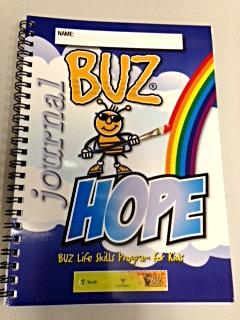 BUZ HOPE Journals (+ 2 invitation cards (YHJK)