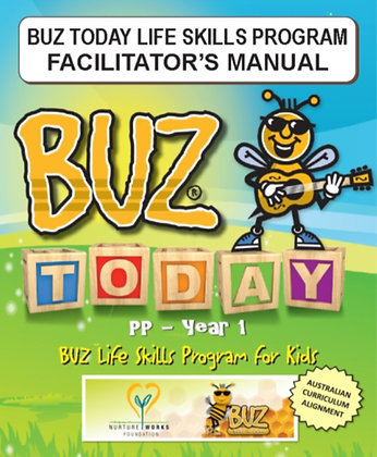 BUZ Today Facilitator's Manual (YTDFM)