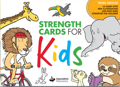 Strength Cards For Kids (IN0500)