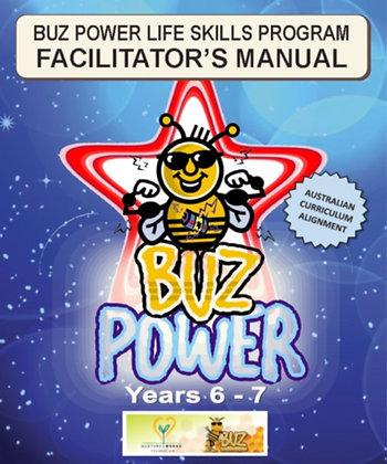 BUZ Power Facilitator's Manual (YPFM)