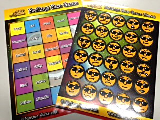 Feelings Heads Game Set (YFFGS)