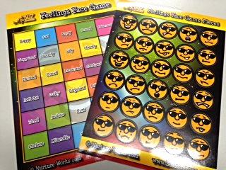 Feelings Heads Game Set (YFFGS)