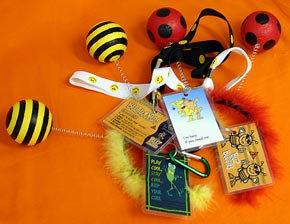 Ladybug (or Bee) Feelers (BF)