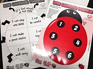 Ladybug Puzzle (YLBP)