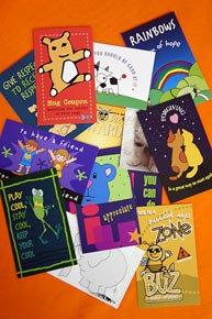 BUZ Words Cards Sample Pack 10 Cards (BWCSP)