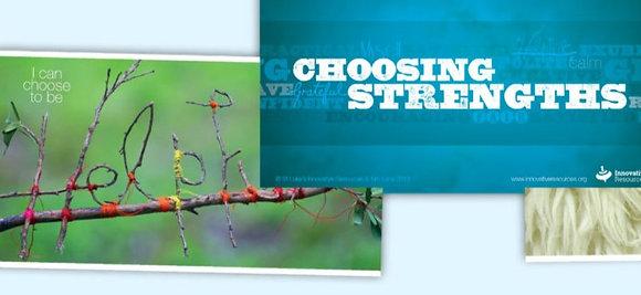 Choosing Strengths Cards (IN2400)