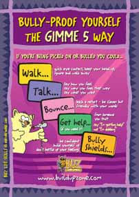 BUZ Gimme 5 Ways to bully-proof yourself (BPL8)