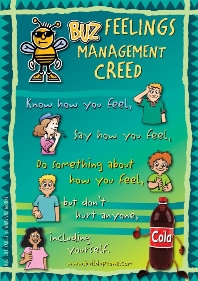 Feelings Creed Mini Poster (BMPL5)