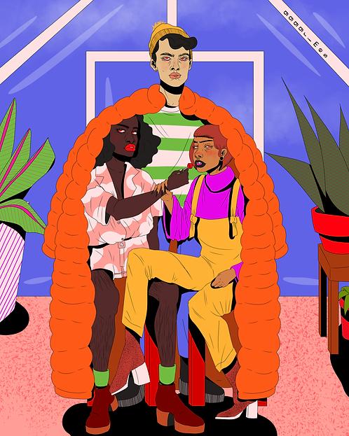 Friendship Print