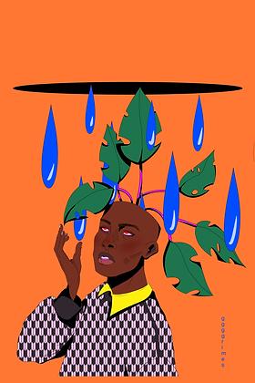 Water Me Print