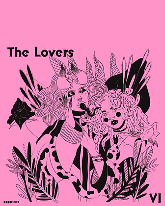 The Lovers Print