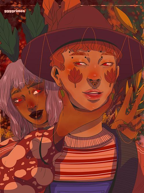 Fall Feelings Print